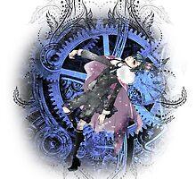 Kuroshitsuji (Black Butler) - Ciel Phantomhive² by IzayaUke