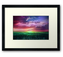 It's Gonna Be A Good Day Framed Print