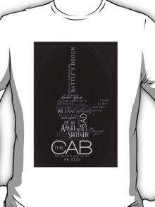 The Cab Symphony Soldier T-Shirt