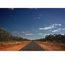 CUNNAMULLA TO EULO © Photographic Print