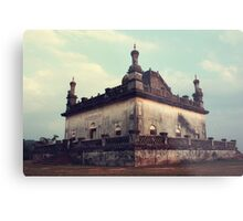 A Historic Tomb Metal Print