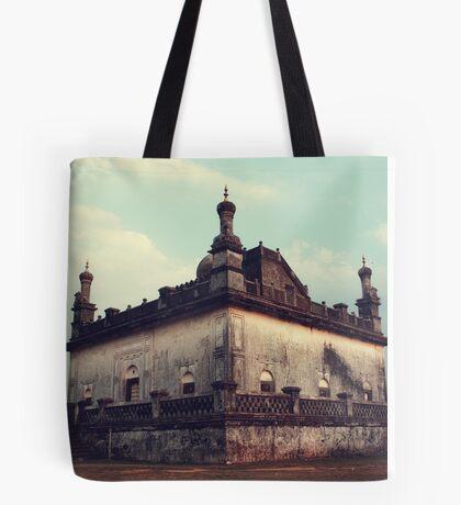 A Historic Tomb Tote Bag