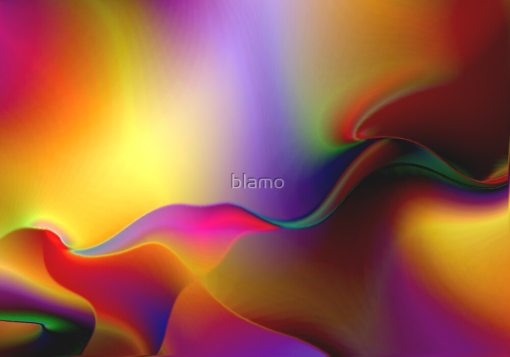 Gyrate...........( Dance of the Aura's) by blamo