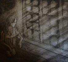 Reflecting  by Redviolin