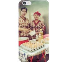 Omelette Ladies iPhone Case/Skin