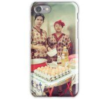 Omelette Ladies iPhone Case/Skin