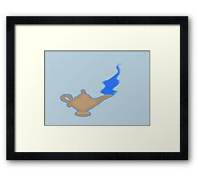 Three Wishes. Framed Print