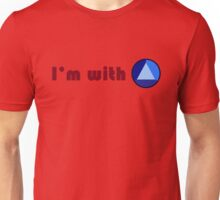 I'm With Sapphire Unisex T-Shirt