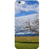 Rural Views in the Northern Midlands iPhone Case/Skin