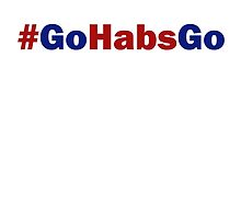 #GoHabsGo by hummingbirds