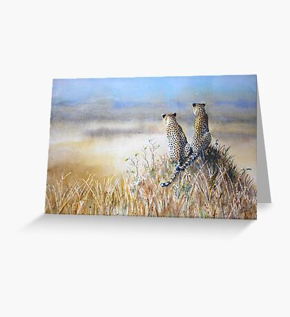 Best View Point Greeting Card