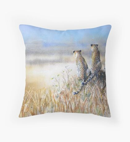 Best View Point Throw Pillow