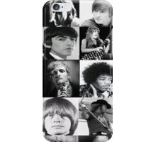 The Death Of Music Legend iPhone Case/Skin