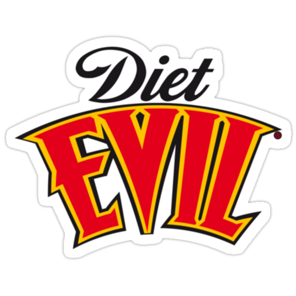 Diet Evil by Ross Robinson
