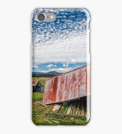 Bacala Barns iPhone Case/Skin