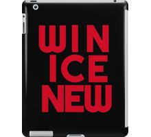 Win Ice New – Two iPad Case/Skin