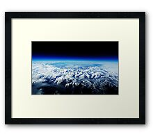 Astro View Framed Print