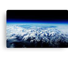 Astro View Canvas Print