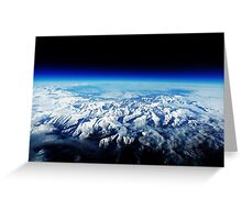 Astro View Greeting Card