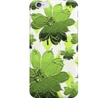 Lily: Lillies Are Green iPhone Case/Skin