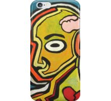The Mind the Heart iPhone Case/Skin