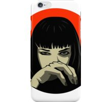Mia (version 2) iPhone Case/Skin