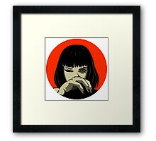 Mia (version 2) Framed Print