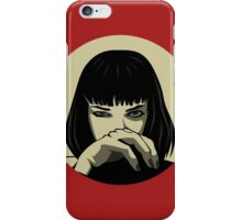 Mia (version 3) iPhone Case/Skin