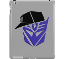 Decepticon G1 OG Transformer iPad Case/Skin