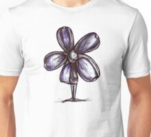 Wrapped Up Flowerkid Unisex T-Shirt