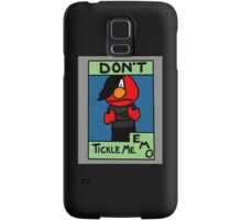 Don't Tickle Me Emo Samsung Galaxy Case/Skin