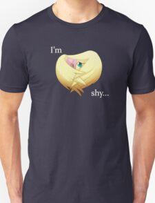 Shy Flutters Unisex T-Shirt