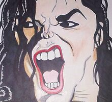 The King Of Pop by DreamteamYY
