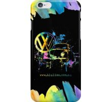 Volkswagen Beetle Splash iPhone Case/Skin
