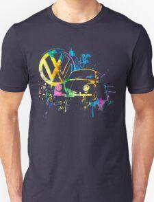 Volkswagen Beetle Splash © T-Shirt