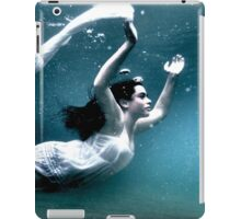 To The Arms Of A Siren iPad Case/Skin