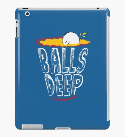 beer pong shirts iPad Case/Skin