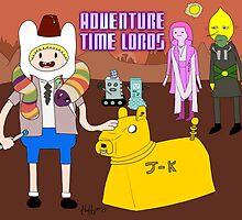 Adventure Time Lords by plaidfluff