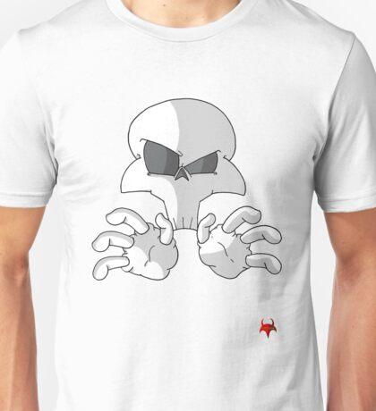 Born to be Dead- The Skull (No Logo) Unisex T-Shirt