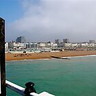 Brighton from Brighton Pier by IanHuxtable