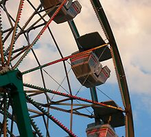 Ferris Wheel by TabithaPayne