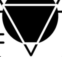 Minimalist Geometry  Sticker