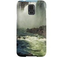 Down the Throat - Iguazu Gorge Samsung Galaxy Case/Skin