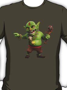 Goblin Clash of Clans Art T-Shirt