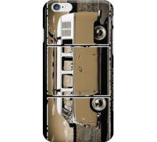Volkswagen Kombi Classic iPhone Case/Skin