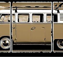 Volkswagen Kombi Classic © by BlulimeMerch