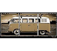 Volkswagen Kombi Classic © Photographic Print