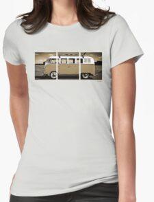 Volkswagen Kombi Classic © Womens Fitted T-Shirt