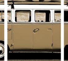 Volkswagen Kombi Classic © Sticker