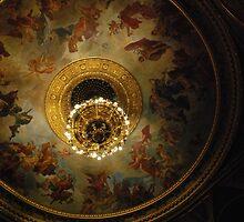 Lighting the Gods by Ashley W